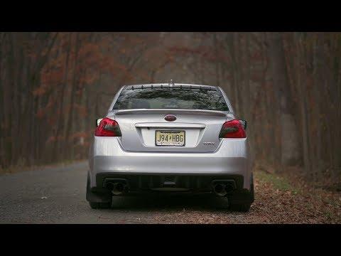 2017 Subaru WRX - Nameless Axleback [PURE SOUND]