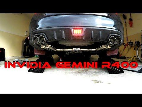 2017 WRX - Invidia Gemini R400 Catback (Install, Sound & Drive)